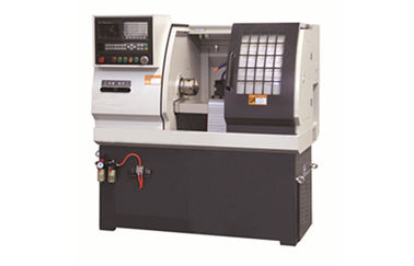 Hard guide way CNC Computerised Lathe Machine with high rigidity line cutter